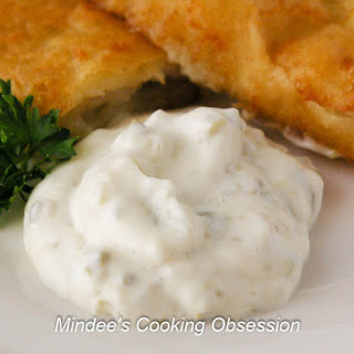 4 Ingredient Tartar Sauce.