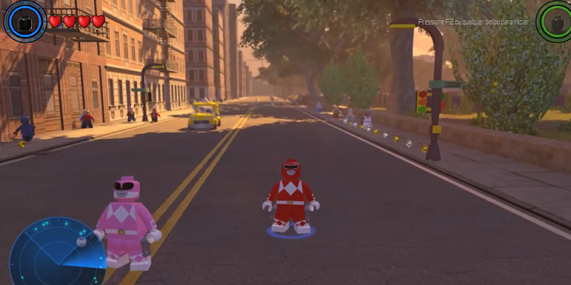 bitzplays for Ranger Heroes - screenshot