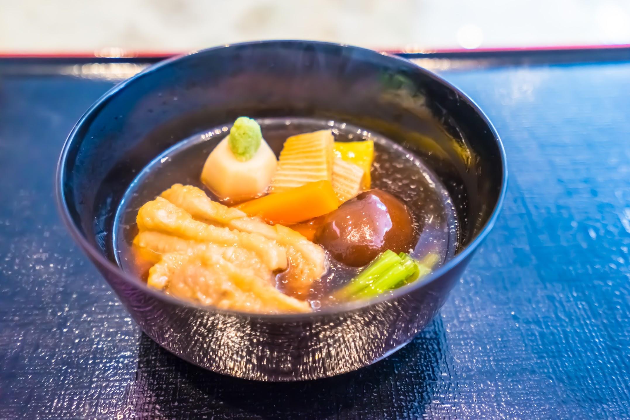 Jibuni Stew