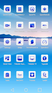 Azer Blue Icon Pack screenshot 4