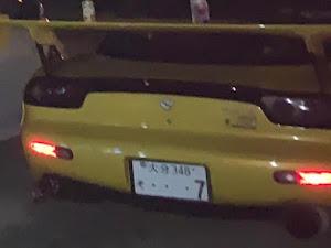 RX-7 FD3S 中期のカスタム事例画像 なかちゃんさんの2021年09月26日01:11の投稿