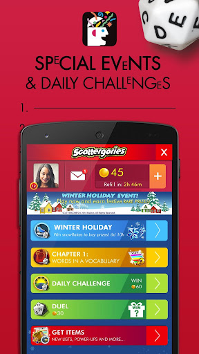 Scattergories 1.3.9.1 screenshots 2
