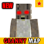 Granny Horror Map for MCPE APK icon