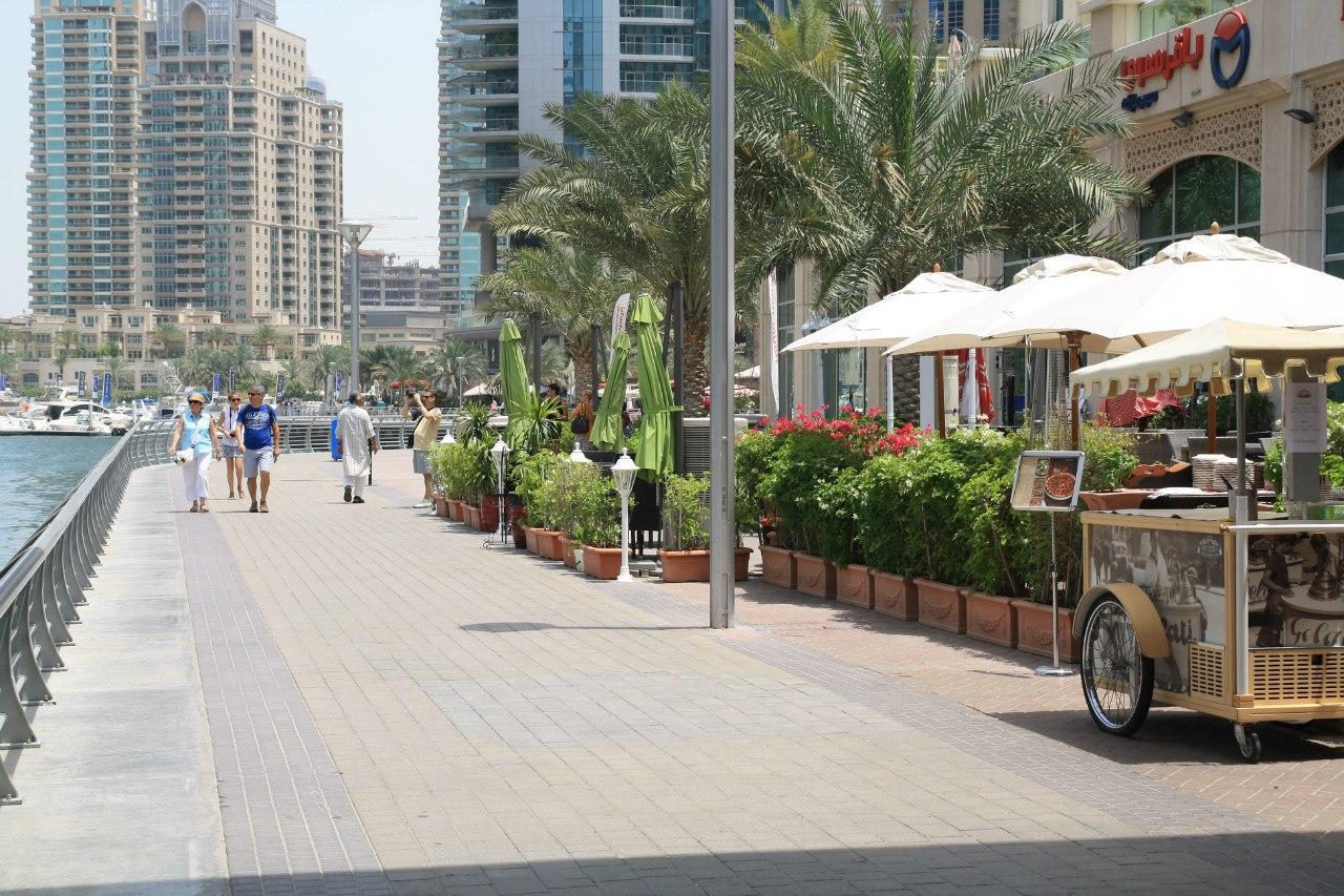 Преміум район Дубая - Марина