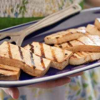 Grilled Teriyaki Tofu Recipe