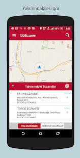 İstanbul Eczaneleri Screenshot