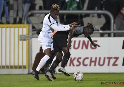 """Mamadou Fall après la victoire d'Eupen : """"Cela aurait pu être 4-0"""""""