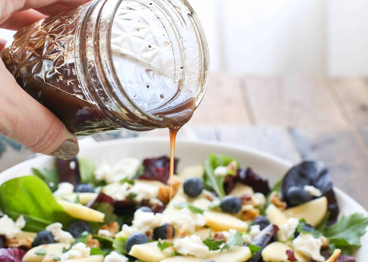 Honey Balsamic Vinaigrette Recipe