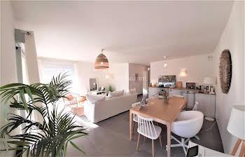 Appartement 3 pièces 79,22 m2