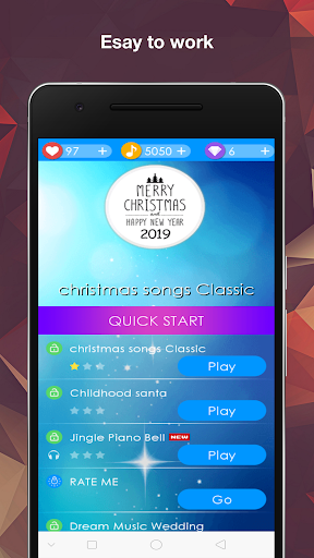 Magic Piano Christmas Songs Screenshots 5