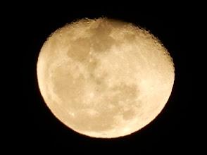 Photo: 今宵の月、十八夜月。