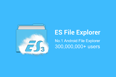 ES File Explorer File Manager Screenshot 3