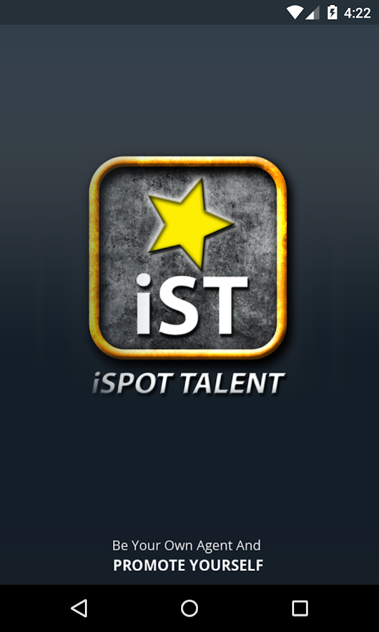 iSpotTalent- screenshot