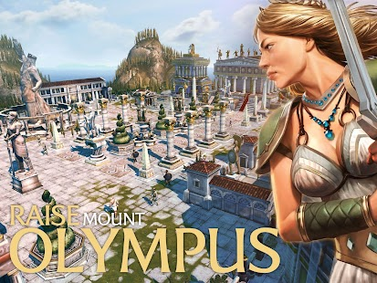 Olympus Rising- screenshot thumbnail