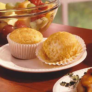 Sour Cream Cornbread Muffins Recipe