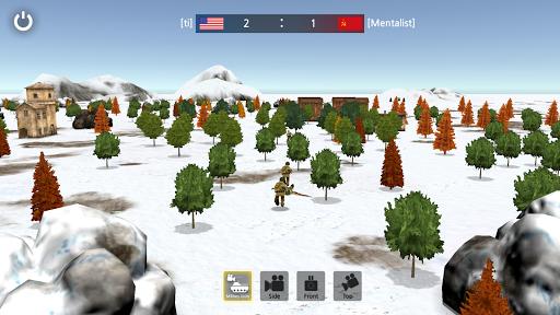 WW2 Battle Front Simulator  captures d'écran 1