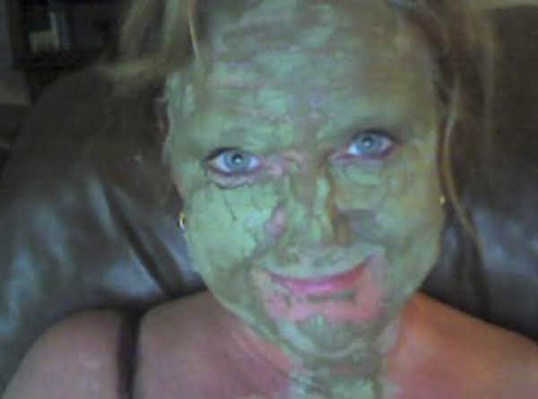 I Had Poisin Ivy All Over My Face!  Clay Mask, Gone In 2 Days.