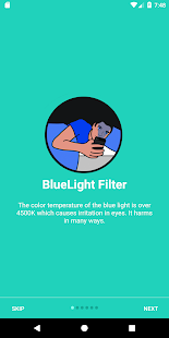 Night Mode - Blue Light Filter for eye care Screenshot