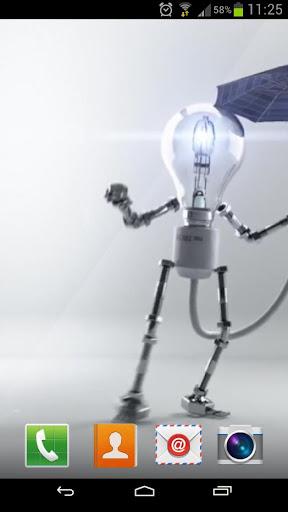 Eco Lamp Live Wallpaper