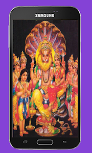 Laxmi Narasimha god Wallpapers screenshot 0