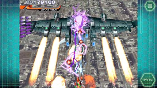 RAYSTORM screenshot