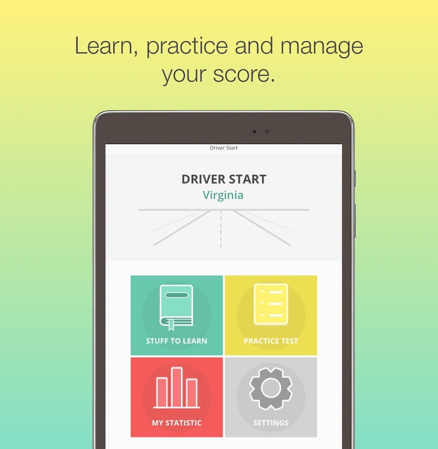 how to download the driver knowledge test my rta test