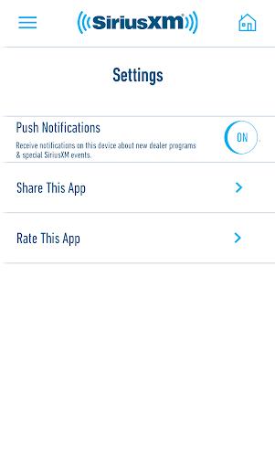 SiriusXM Dealer screenshot 4