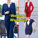 Women's Work Suit icon