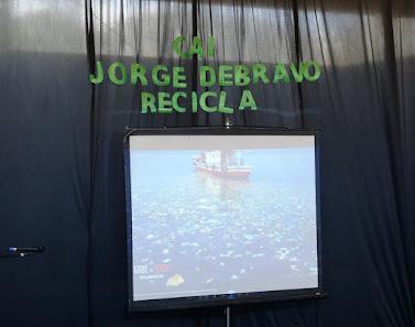CAI JORGE DEBRAVO PROMUEVE PROYECTO DE RECICLAJE