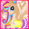 Pony Princess Birthday Party icon