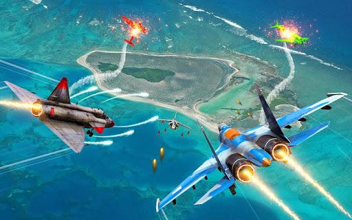 Jet War Fighter Airplane Shooting 1.30 screenshots 16