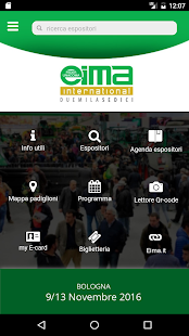 EIMA International- miniatura screenshot