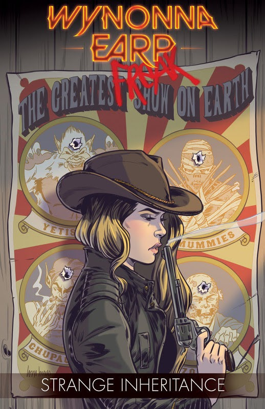 Wynonna Earp: Strange Inheritance (2016)
