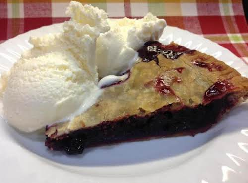 "Fresh Raspberry Pie ""Makes a really nice pie."" - mississinewalkergrl"