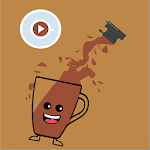 Happy Cup: Fill The Coffee 2019 Icon