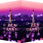 Eiffel Theme – AppLock icon