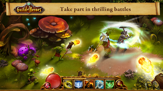 Guild of Heroes - fantasy RPG screenshot 13