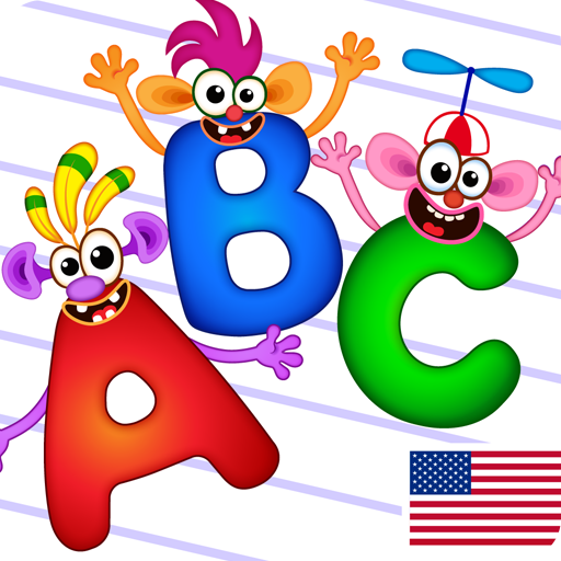 Super ABC Learning games for kids Preschool apps🍭 (game)