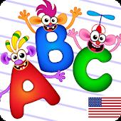 Tải Super ABC Learning games for kids Preschool apps🍭 miễn phí