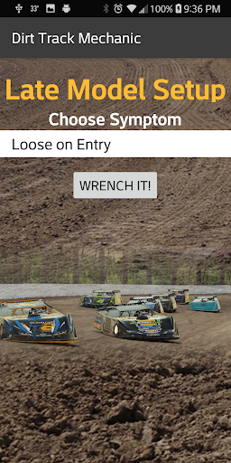 Dirt Track Mechanic for iRacing  code Triche 2
