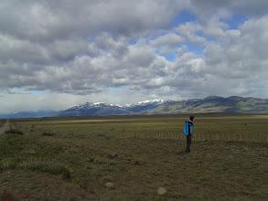 Photo: Bus trip to Perito Moreno gletsjer
