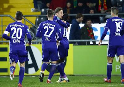 Anderlecht remercie Bolasie et Verschaeren et entamera les PO1 au pied du podium