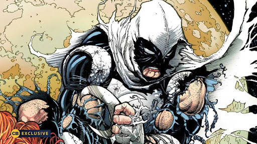 Marvel's Moon Knight Joins Forces With Tigra in New Cover (Exclusive)
