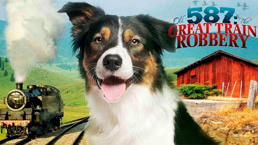 587 The Great Train Robbery Trailer