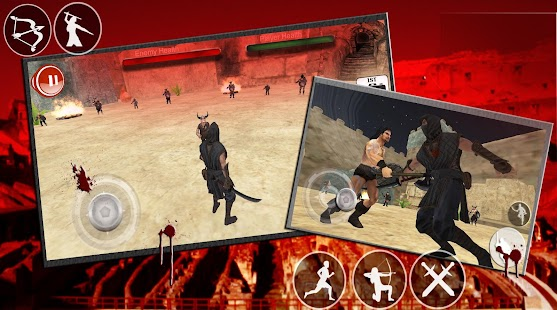 Samurai Warrior Assassin 2015- screenshot thumbnail