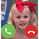Call from Jo Jo Siwa - Call simulator for PC Windows 10/8/7