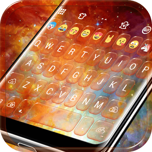 Keyboard For Galaxy S9 Icon