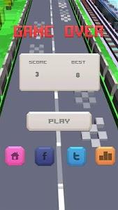 Retro Racing 3D screenshot 6
