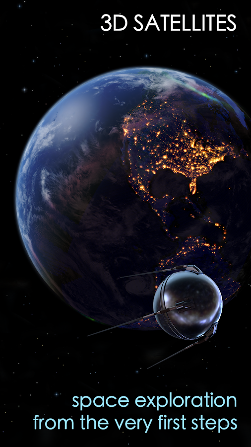 Solar Walk 2 Free:Space Missions and Spacecraft 3D- screenshot