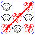 Tic Tac Toe Duel (Online) icon